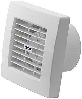 Qualit/ät Ventilator L/üfter Badl/üfter COLIBRI ATOLL 100 FUNKTION AUSWAHL wei/ß // Timer STANDARD // TIMER // HYGRO