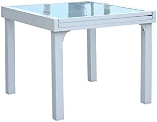 Amazon.fr : table verre extensible