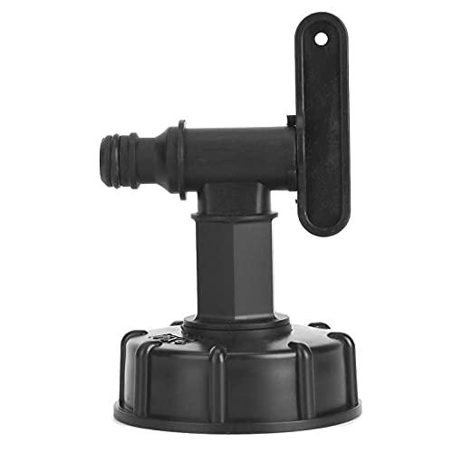 IBC - Adaptador de repuesto para válvula de seguridad de respaldo útil para válvulas de seguridad de repuesto adecuadas para válvula de bola general IBC para armarios eléctricos