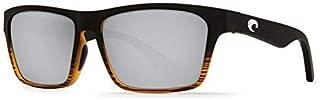 Costa Del Mar Hinano Sunglasses Matte Coconut Fade/Silver Mirror 580Plastic