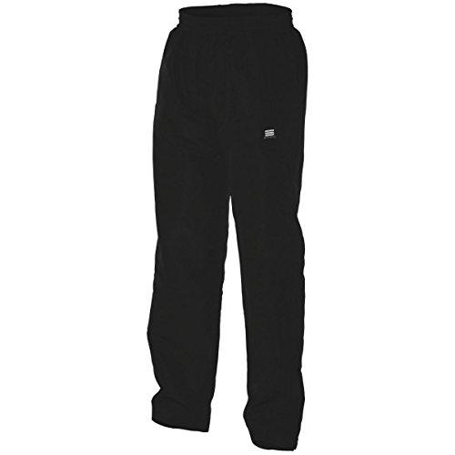 Stanno Micro Taslan Hose - black, Größe Stanno:128
