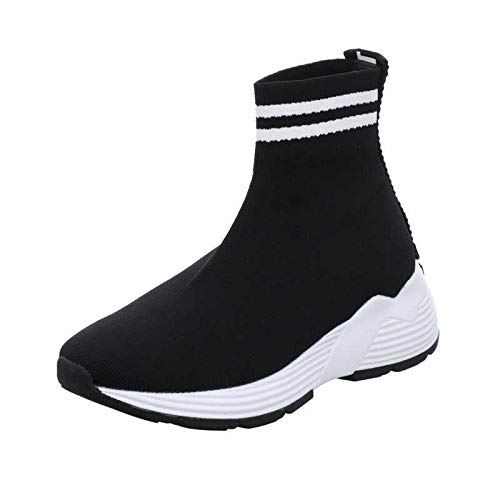 Kennel en Schmenger Dames Boots Hit Stay COOL Stretch Sock 21-25730.670 zwart-wit