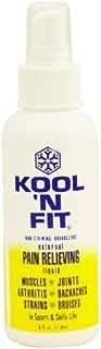 Kool N FIt Pain Fluid (4 -Ounce)