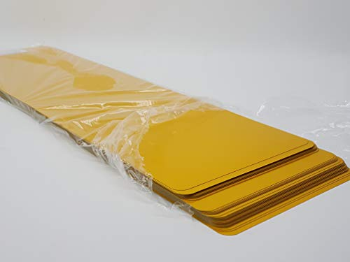 Oralite Nummernschildfolien, reflektierend, 533 x 152 mm, 50 Stück