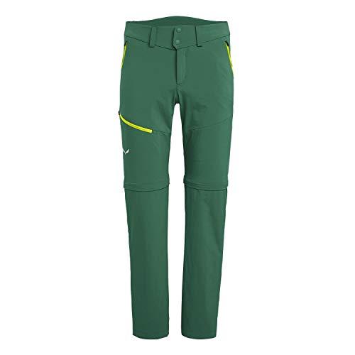 SALEWA Puez 2 Dst 2/1, Pantaloni Uomo, Verde, 52/XL