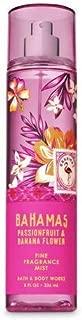 Bath & Body Works Fine Fragrance Mist Bahamas Passionfruit & Banana Flower, 236 ml / 8 fl oz
