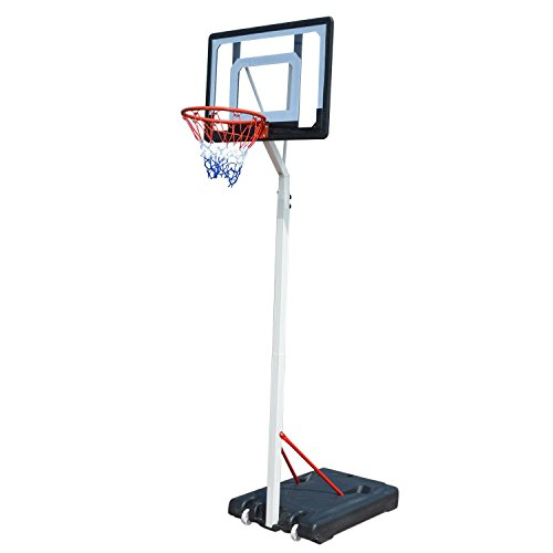 Ferty NBA Basketball System Professional Adjustable Height Portable Sports Basketball Hoop [US STOCK]