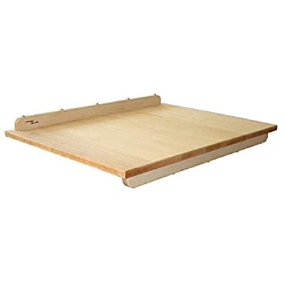 "Pastry/ Bread Maple Wood Board, 22"" x 28"""