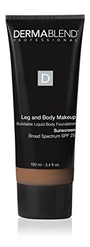 Dermablend Leg and Body Makeup, 3.4 Fl Oz