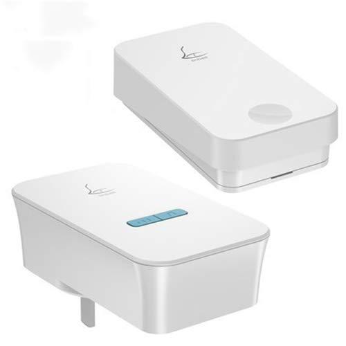 Kabellose Türklingel, Wasserdichte Tür Keine Batterien Erforderlich Anschluss Von Tür Eintragsglocke