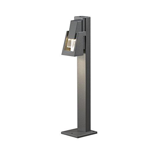 Konstsmide Potenza Easy Fit Allée lumière, GU10 – Aluminium Anthracite