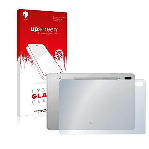 upscreen Protector Pantalla Cristal Templado Compatible con Samsung Galaxy Tab S7 FE...