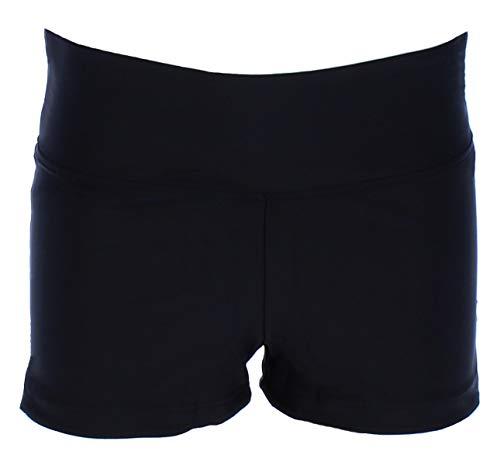 Chiemsee Damen Woman Badeshorts, Deep Black, M