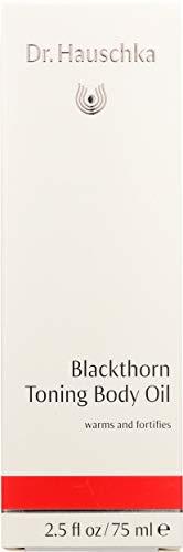 DR HAUSCHKA Blackthorn Toning Body Oil 2.5 FZ