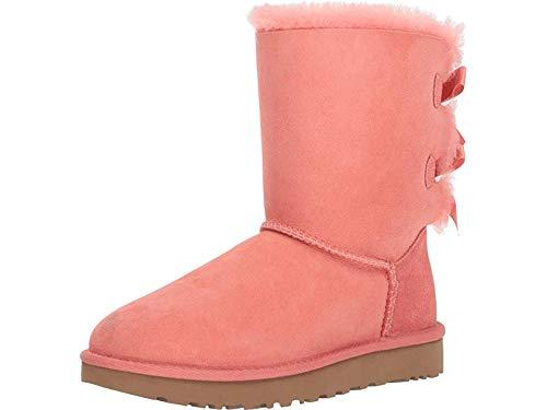 UGG Women's W Bailey Bow II Fashion Boot, Lantana, 6 M US