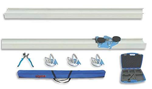 Sigma Kera Cut 8AE2 - Cortador de azulejos (formato grande, 130 pulgadas)