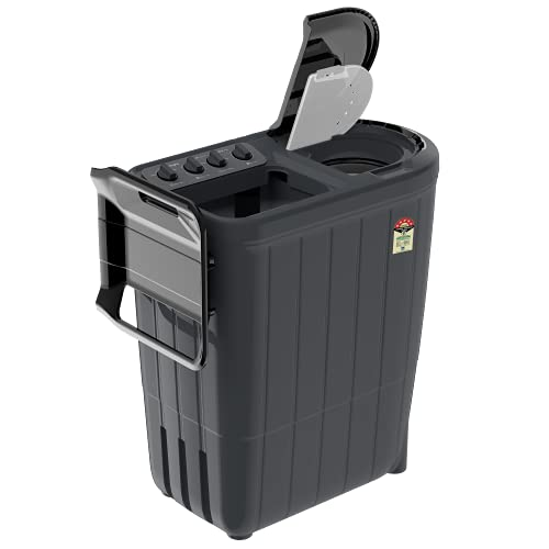 Whirlpool 7 Kg 5 Star Semi-Automatic Top Loading Washing Machine (SUPERB ATOM 7.0, Grey Dazzle, TurboScrub Technology) 4