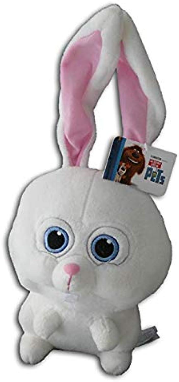 The Secret Life Of Pets Snowball The Rabbit Plush Toy  20cm