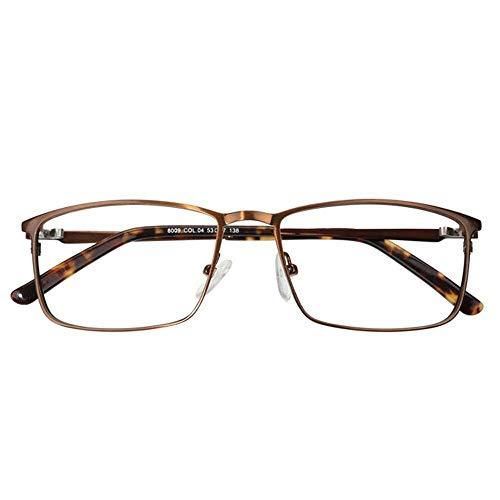 YDS Shop zonnebril met zonnebescherming voor mannen en vrouwen, 0 ° – 400 ° UV-bescherming, intelligente spiegel, compleet voor een goed cadeau voor mama en papa +275° Koffie