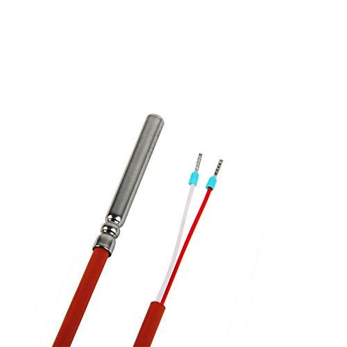 PT1000 Temperaturfühler Temperatursensor Tauchfühler Widerstandsthermometer +250°C