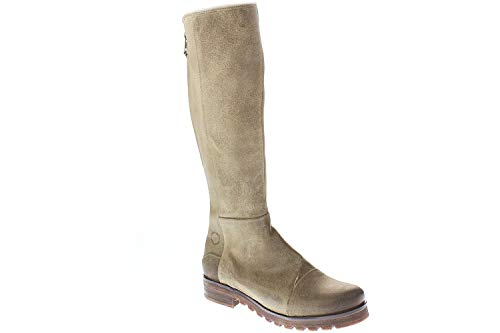 Ca Shott 18080 - Damen Schuhe Stiefel Boots - 492countrybeige, Größe:38 EU