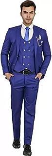 House Of Sensation Men's Latest Coat Pant Designs Casual Business Wedding Suit 3 Pieces Suit/Men's Suits Blazers Trousers ...
