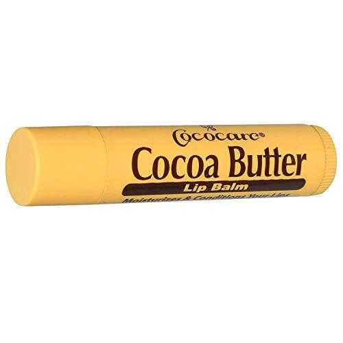 Cococare Cocoa Butter Lip Balm 0.15 oz (Pack of 4)