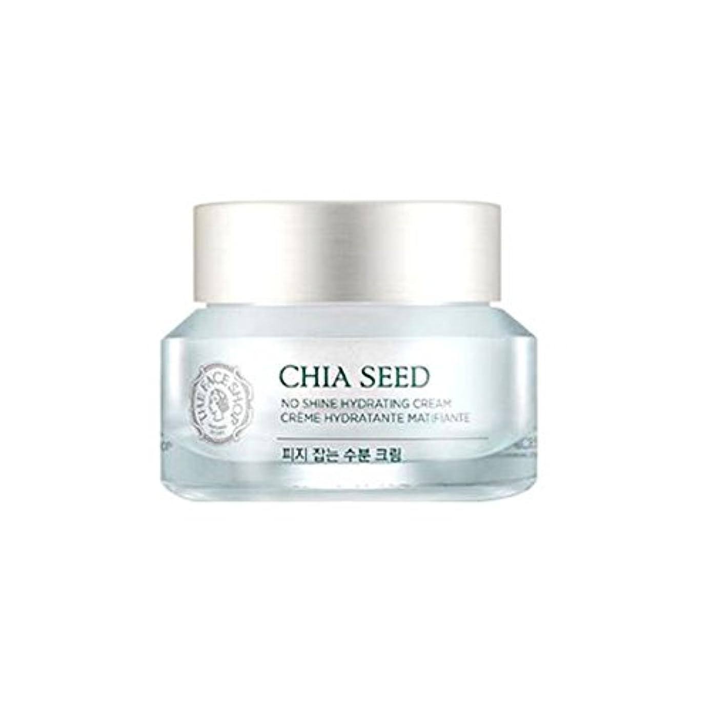 見出し馬鹿げた収束ザ·フェイスショップ The Face Shop チアシード皮脂コントロールモイスチャークリーム (50ml) The Face Shop Chia Seed Sebum Control Moisture Cream [海外直送品]