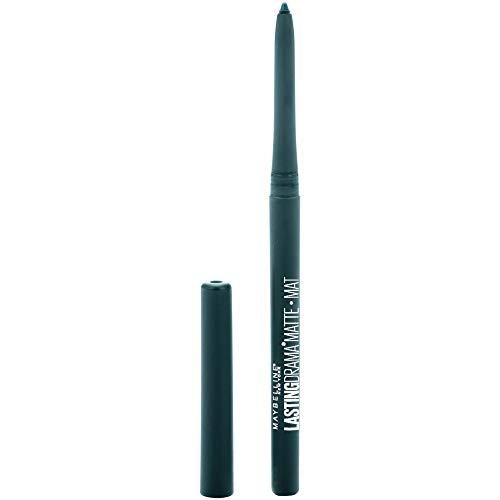 Maybelline New York Lasting Drama 24H Carbon Matte Gel-Eyeliner Nr. 850 Teal, 1 g
