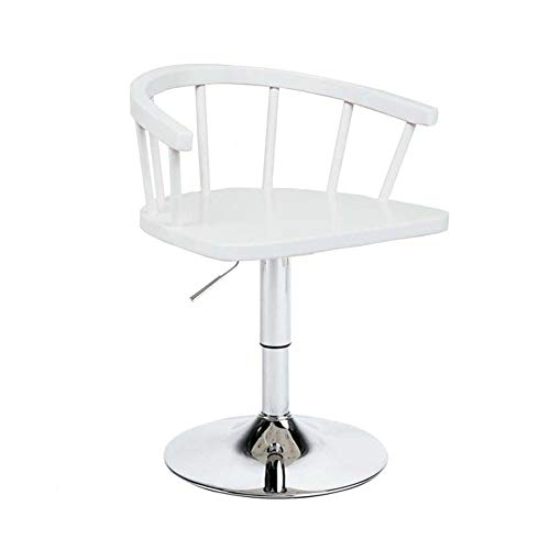 Barkruk CJC Bar Schemel rugleuning stoel keuken ontbijt gas lift instelbare zitting