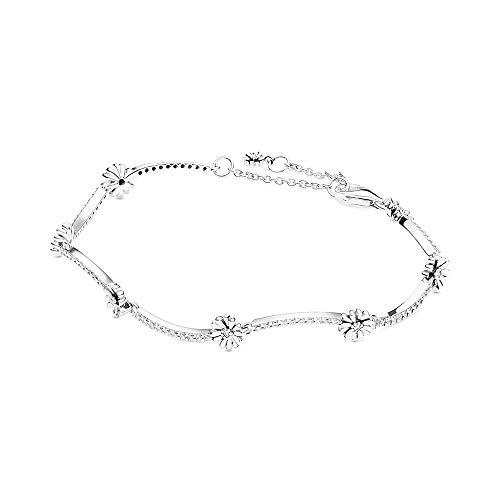 Pandora Funkelndes Gänseblümchen Armband