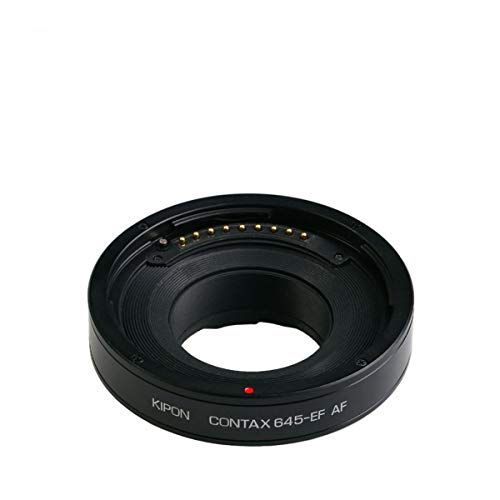 Kipon Adapter für Contax 645 Objektive auf Canon EF-Mount Kameras