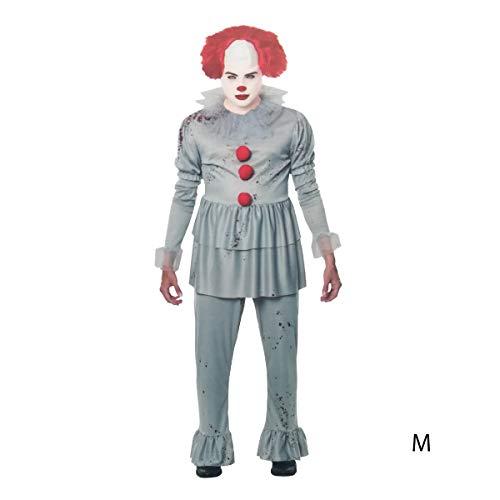 Cisne 2013, S.L. Disfraz para Halloween de Hombre de Payaso Sádico ...