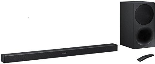 Samsung HW-M450 Soundbar (320W, Bluetooth, Surround-Sound-Expansion) schwarz