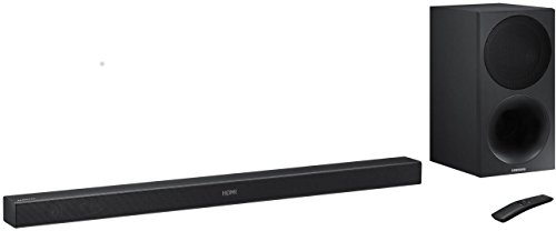 Samsung HW-M450/EN Soundbar | Wireless Surround Kit | Draadloze subwoofer | Te bedienen met Samsungs Audio Remote app op je telefoon