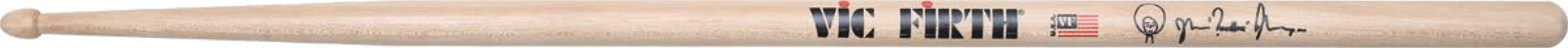 VIC FIRTH ヴィックファース シグネイチャードラムスティック Ahmir Questlove Thompson Clear Finish VIC-SAT2
