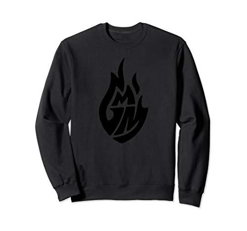 Good Mythical Morning Black Logo Sweatshirt