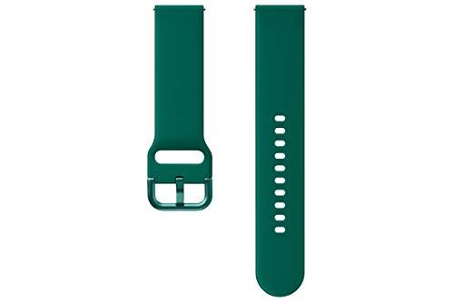 Samsung Galaxy Watch Active2 Sport Band, Grün