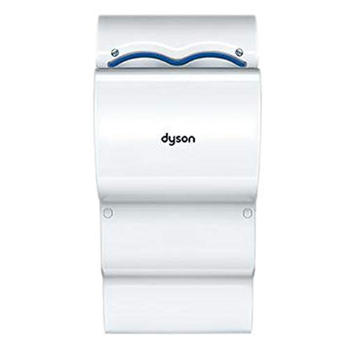 Dyson AB14 secador de mano Automático 1400 W - Secador de manos (1400 W, 208-240 V, 50-60 Hz, 15 A, 359 mm, 305 mm)