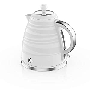 Morphy Richards Pyramid Prism 108110 White Electric Kettle
