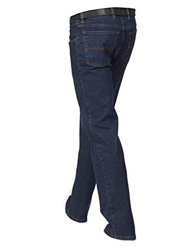 Pionier Peter Pantalon de sport 5 poches Pierre lavée 61 52