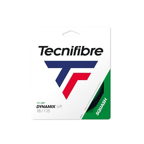 Tecnifibre Dynamix VP 1.15 - Cuerda de Squash para Adulto, Unisex, Negro, 1,15/9,70 m ⭐