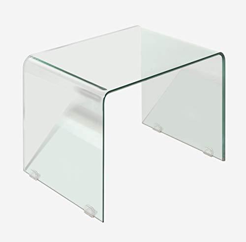 Camino a Casa Mesa Rincon Transparente Cristal Transparente 50.00 ...