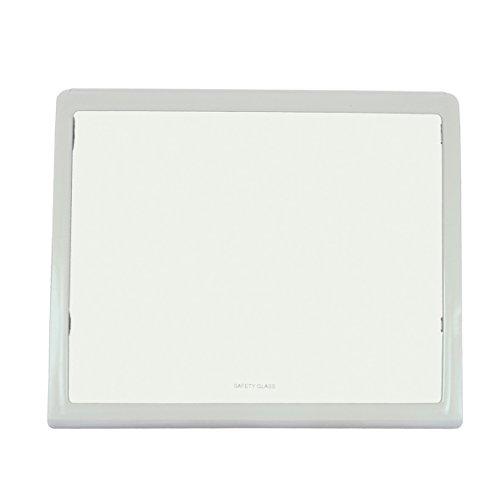 Bosch Siemens 662037 00662037 ORIGINAL Glasplatte Abstellfach Abdeckplatte Einlegeboden Ablage 440x363x29mm Kühlschrank Kühlgerät Gefrierschrank Kühl-Gefrier-Kombination auch Balay Constructa Neff