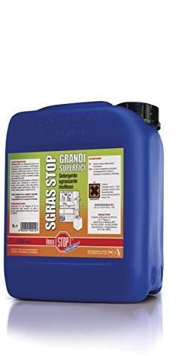 Linea Stop Professional Solutions Sgrass Stop 5 l Detergente sgrassante, nd