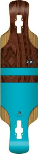 Globe Longboard GLB-Geminon FLX Deck, Aqua, One Size