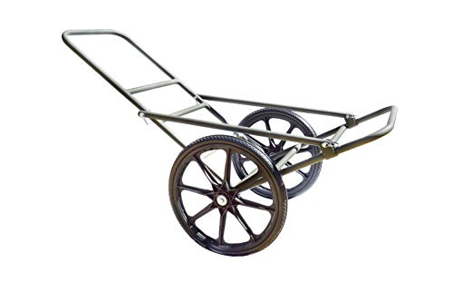 Sherpa Hunting Lightweight Aluminum Game Cart with Flat-Free Wheels
