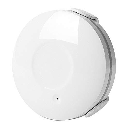WiFi Wassersensor, Intelligenter Wasserleckalarm, Genaue Überschwemmungserkennung, Batterie mit niedriger Leistung, Standby für 6 Monate, APP Kontrolle für iOS und Android