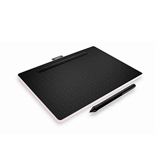 LICHUXIN Grafiktablett L-förmige Mini-USB-Design Schreibtafel 133 nur schwer Zoll LED-Anzeige synchronisieren d Zoll Tablet-Shortcuts Bildschirm Zoll 4096 Druckmess