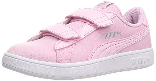 Puma Smash Glitz Zapatillas Deportivas Casuales Niña Mujer Rosa EUR 34